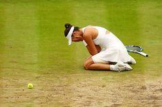 Venus Williams overpowered by Muguruza in Wimbledon final Wimbledon 2017, Wimbledon Final, Match Point, Lawn Tennis, Tennis Championships, Roger Federer, Venus, Finals, Twitter