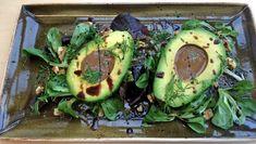Foto: Juliet Landrø / NRK Vinaigrette, Avocado Toast, Sprouts, Tapas, Food And Drink, Appetizers, Dinner, Vegetables, Breakfast