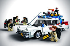 Ghostbusters LEGO Set 1