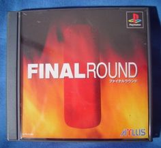 PS1 Japanese : Final Round SLPS 01266 http://www.japanstuff.biz/ CLICK THE FOLLOWING LINK TO BUY IT ( IF STILL AVAILABLE ) http://www.delcampe.net/page/item/id,0377947884,language,E.html