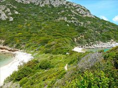 Walking Corfu – Afionas To Porto Timoni