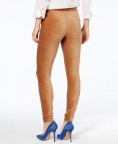 Hue Women's Corduroy Leggings - Black