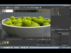 How to get the best realistic render in cinema 4d - YouTube