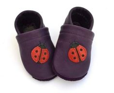 """Zapatos bebé PATUFET """"Mariquita ECO"""" - Marketplace de tiendas para niños de 0 a 14 años"""