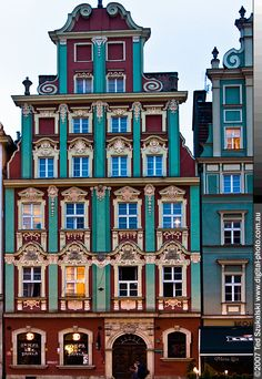 Wroclaw, Poland. Our tips for 25 places to see in Poland: http://www.europealacarte.co.uk/blog/2011/12/05/what-to-do-poland/