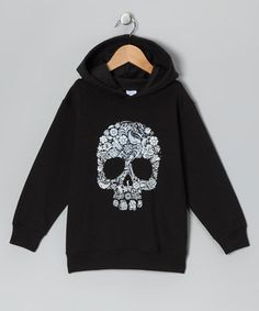 Adorned with a charming illustrated graphic, this cozy pullover hoodie makes a great addition to any kid's wardrobe.