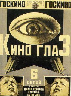 1925 film festival poster - alexsandr rodchenko