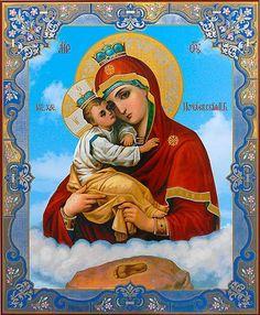 Mother of God of Pochaiv - St. Elisabeth Convent -  #CatalogOfGoodDeeds…
