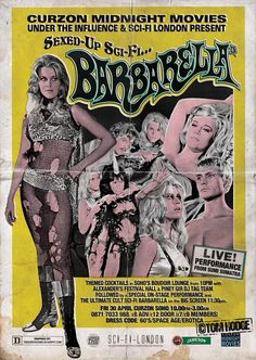 The Dude Designs, Barbarella