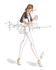 Brittany Fuson: Blanc