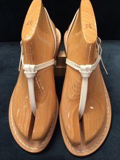 Via Capri, 34 is a luxury line of custom handmade sandals from Capri. Via Capri, 34 is located in Palm Beach on Worth Avenue. Jackie Kennedy, Flats, Sandals, Different Styles, Capri, Pasta, Handmade, Shoes, Fashion