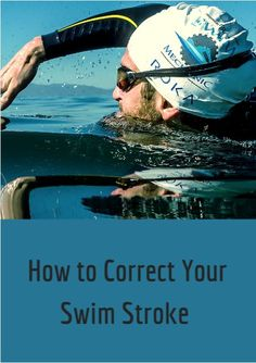 Whether swimming is your new passion or a necessity for your triathlon addiction, these 10 tips will help you when training and racing in the water. Breaststroke Swimming, Swimming Drills, Swimming Gear, Swimming Workouts, Pool Exercises, Swim Training, Triathlon Training, How To Swim Faster, Swimming For Beginners