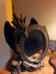 country gothic decorating | gothic-mirror-109890370653.jpeg#gothic%20mirror
