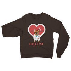 Dr. Love Crew Neck Sweatshirt