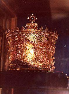 The Crown of Emperor Haile Selassie.