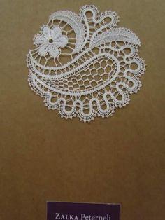 Irish Crochet, Crochet Lace, Romanian Lace, Bruges Lace, Bobbin Lace Patterns, Lacemaking, Point Lace, Lace Jewelry, Crochet Tablecloth