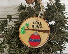 100 Best Funny Christmas Ornaments Images In 2018 Christmas Crafts