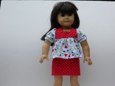 American Girl doll clothes 18 inch doll clothes 2 by thesewingshed