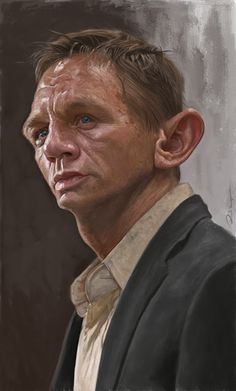 Daniel Craig - Paul Moyse