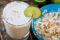 Tenemos la receta de un irresistible drink para el calor: ¡Margarita de coco!