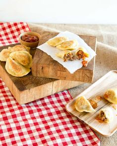 In the Kitchen With: Casey Barber's BBQ Pulled Pork Pierogies