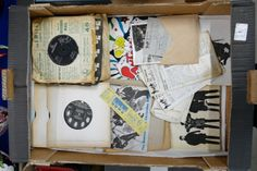 Lot 740 - A collection of Beatles singles & Official Fan Club memorabilia Beatles Singles, The Beatles, Next Sale, The Saleroom, Location Map, Wine And Spirits, Label, Auction, Pottery