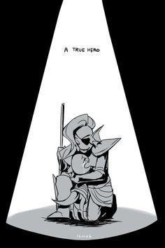 Undyne, a true hero! undertale | Tumblr