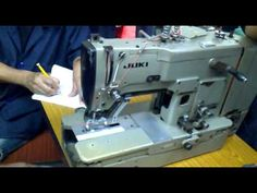 maquina de ojales - YouTube