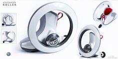 Volkswagen Roller on Behance