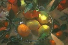 Sally-Strand-Citrus-Fallen-Leaves-And-Kumquats