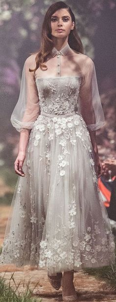 "Paolo Sebastian S/S '18 Couture Collection ""Once Upon A Dream"" AFF '17."
