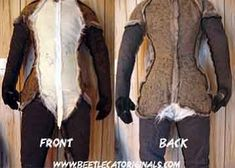 (I was just recently able to rediscover my bodysuit tutorial from 2006ish (that went down with one incarnation of my website) ^^ I have re-uploaded it here unchanged aside from a photo or two that have been lost. I may rewrite it someday but it is still fully relevant as-is) Form-fitting Bodysuit…