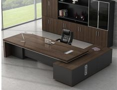 Office Table Design, Corporate Office Design, Modern Office Design, Office Furniture Design, Office Interior Design, Office Interiors, Bureau Design, Executive Office Furniture, House Cladding