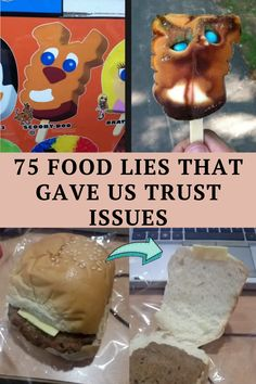 You can't always trust that the people who produce your food are being completely honest. That's what these 75 photos prove. From gluten-free cookies that contain gluten to cheeseburgers that are missing the cheese, these food lies will have you both angry and cracking up at how ridiculous they are. We honestly have trust issues now. #ridiculous #crackingup #foodlies