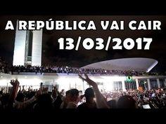 O Brasil vai parar! Vamos derrubar a República e expulsar todos do Poder