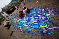 U.C. - Craft & Pavement Art Workshops