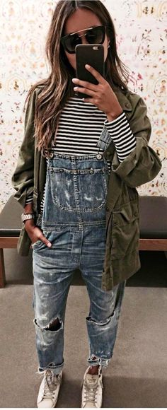 #sincerelyjules #spring #summer #besties |So Chill Outfit Idea