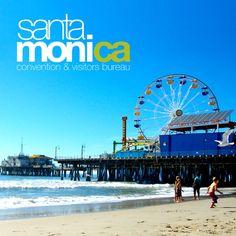 Santa Monica, California http://pinterest.com/lovesantamonica/