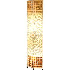 149 cm Stehlampe Bali Jetzt bestellen unter: https://moebel.ladendirekt.de/lampen/stehlampen/standleuchten/?uid=c1c442e0-9071-517c-a1bd-e292b28eb060&utm_source=pinterest&utm_medium=pin&utm_campaign=boards #stehlampen #leuchten #lampen #lamps #floor