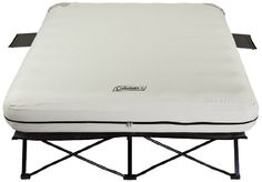 Amazon.com : Coleman QueenCot With Airbed : Camping Air Mattresses : Sports & Outdoors