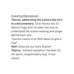 Ze'ev Kesley did you mean my fictional best friend ~Jade