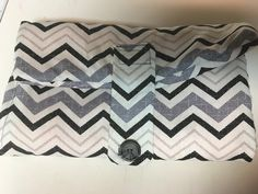 A personal favorite from my Etsy shop https://www.etsy.com/listing/501455116/diaper-changing-pad