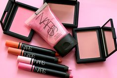 With Provocative Pink Pairings for Cheeks and Lips, the NARS Final Cut Collection Arrives in Time for Valentine's Day