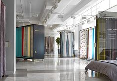 When Regal Home Collections took on a new space at 295 Fifth Avenue, they engaged Mayo Studios to create a fresh approach to a window curtain showroom. This was an opportunity to better display their product as well as a chance to establish their visual language through use of materials and identity system. Our first...