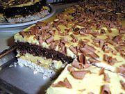 Slovak Recipes, Czech Recipes, Hungarian Recipes, Easter Recipes, Dessert Recipes, Traditional Cakes, Diy Food, No Bake Cake, Sweet Recipes