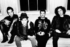 Fall Out Boy 2013 - Can't wait to see them in March 2014!
