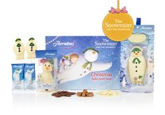 The Snowman™ & The Snowdog Christmas Bundle Chocolate Dreams, Chocolate Delight, Best Chocolate, Xmas Hampers, Christmas Hamper, Thorntons Hamper, Thorntons Chocolate, Christmas Snowman, Christmas Gifts