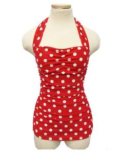 retro swimsuit - womens one piece swimsuits - Country Living