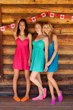 Pretty Lace Bustier Dresses