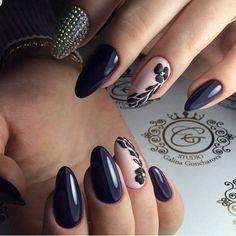 Маникюр. Дизайн ногтей. Art Simp